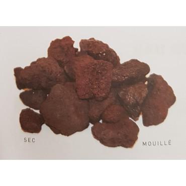 Chaise en cuir 1950